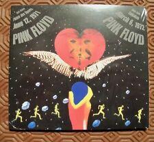 "PINK FLOYD ""LYON 1971 + TOKYO 1972"" CD LIVE IN FRANCE & JAPAN SOUNDBOARD RECORDI"