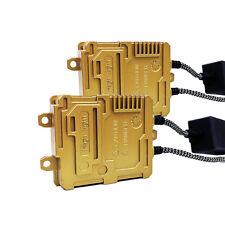 A1 2x XENON 55W Digital HID Ballasts Canbus Error Free Decoder 880 9007 9145 H16
