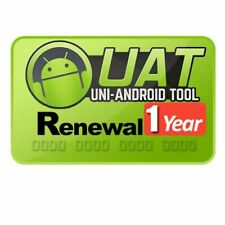 Uni Android Tool 1 Year RENEWAL Re Activation (UAT) FAST