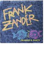 "7"" 80´s KULT! FRANK ZANDER : Frankie´s Party //MINT-?\"