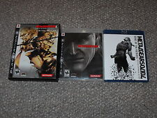 Metal Gear Solid 4: Guns of the Patriots (Limited Edition) PS3 Complete