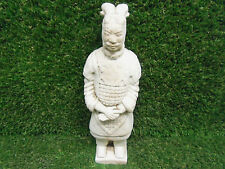 Oriental Warrior Statue Garden Ornament Latex Mould/Mold