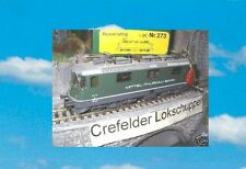 HAG 273 Re 4/4II 21 MThB Mittel-Thurgau-Bahn; NEU & OVP