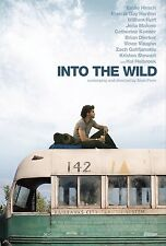 Into The Wild movie poster  : Emile Hirsch poster : 11 x 17 inches
