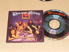 LÜDE & DIE ASTROS - DIE ROSE MEINER ZEIT / MAXI-CD 1991 MINT!