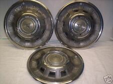 68-69  DODGE  CHARGER  HUBCAPS   --Rare !--
