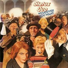 Status quo-Whatever You Want (2cd DLX EDT) 2 CD NUOVO