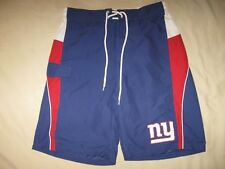 New York Giants Board Shorts Swim Trunks Mens Large G-III Apparel NYG Football