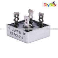 50A 1000V Metal Case Single Phases Diode Bridge Rectifier KBPC5010 D