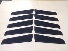 5 X Norton Dominator Atlas 650Ss Petrol Tank Knee Grip pad Rubber **WHOLESALE**