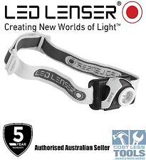 Led Lenser SEO5 Grey Headlamp -  Authorised Australian Seller