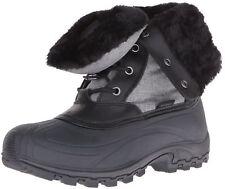 NEW Kamik Women's Harper Snow Boot Grey/Gris Size 6 B(M) US/ EUR 37 NEW