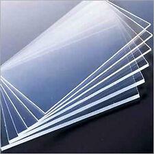 ACRYLIC PLASTIC SHEET Clear  Transparent 3mm 1 piece 12 inch X 12 inch High Qual