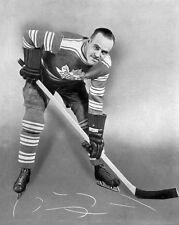 1936 Toronto Maple Leafs KING CLANCY Glossy 8x10 Photo Print NHL Hockey Poster