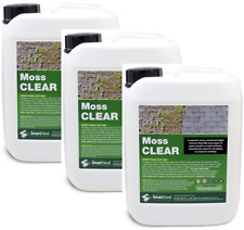Moss Killer - SPECIAL OFFER - 3 for 2: Easy Application, Kills and Removes Moss