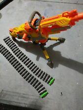 NERF Vulcan N-Strike EBF-25 w/ 2x ammo belts