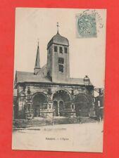VOUZIERS - L'église   (J6286)