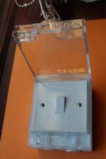 MK Electric Weatherproof Home Electrical Fittings