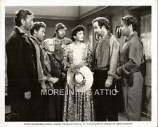 KAY FRANCIS WHEN THE DALTONS RODE ORIG UNIVERSAL PICTURES WESTERN #1