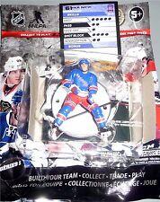 RICK NASH New York Rangers 2.5 Inch Silver NHL Imports Dragon Figure NEW LOOSE