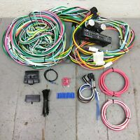 1980 - 1996 Ford Truck Pickup F - 150 Wire Harness Upgrade Kit fits painless KIC