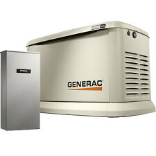 Generac 7043 22KW Guardian Standby Generator w/ 200a 3R Auto Transfer Switch New