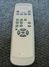 Fujitsu P-Rms105-S Tested Genuine Oem Original Remote Control For PlasmasVision