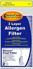 1 X Hoover Three-Layer Final Filter for WindTunnel Vacuums, 40110004