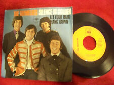 Tremeloes - Silence is golden / Let your hair hang down  orig.  German CBS 45