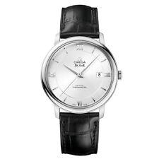 NEW Omega De Ville Prestige Silver Dial Steel 40mm Watch 424.13.40.20.02.001