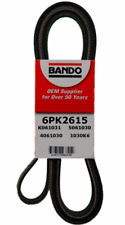 BANDO 6PK2615 Serpentine Belt-Rib Ace Precision Engineered V-Ribbed Belt