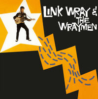 Link Wray & The Wraymen - NEW SEALED import 180g LP Rumble, Raw-Hide,