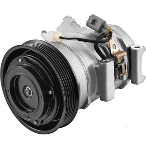 AC A/C Compressor for Toyota Avalon Camry Highlander Solara 1999-2008 3.0L 3.3L