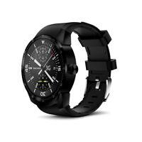 Indigi X98 SmartWatch (Black) , DualCore @ 1.3GHz , 512mb RAM, GPS Enabled