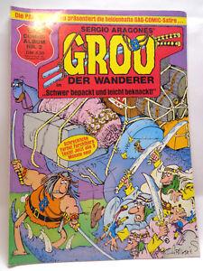Comic - Groo der Wanderer Bd. 2 - Schwer bepackt und leicht beknackt (Interpart)