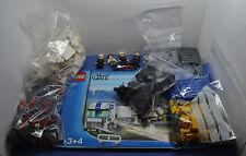 LEGO City Town 7743 Polizei Truck Überwachungswagen Mobile Police