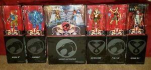 Thundercats Mattel Classics Entire Lot Sealed MISB