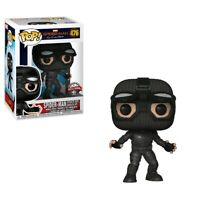 Pop! Vinyl--Spider-Man: Far From Home - Stealth Suit Goggles Up US Exclusive ...