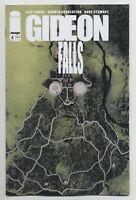 GIDEON FALLS #4 IMAGE comics cover A NM 2018 Lemire Sorrentino HOT ☠️   3 LEFT!