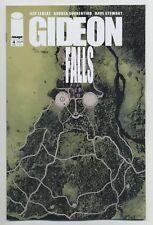 GIDEON FALLS #4 IMAGE comics cover A NM 2018 Jeff Lemire Andrea Sorrentino