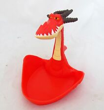 Wendys Dreamworks How to Train your Dragon Halloween Hookfang Bowl Candy Dish