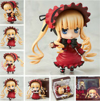 Anime Rozen Maiden Shinku Nendoroid PVC Action Figure Doll Collection Toy