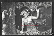 Bali photo postcard Ni Pollok Le Mayeur Indonesia 50s