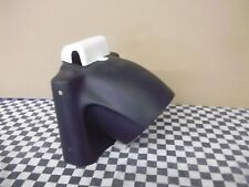 Road King Raked stretched-extended Softail Fatboy headlight nacelle with cap