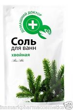 Bath sea SALT Coniferous Needles Soothes Relieves Fatigue 500g Home Doctor 3395