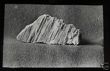 Glass Magic Lantern Slide SLICKENSIDES C1900 GEOLOGY