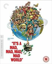 Its a Mad Mad Mad Mad World [The Criterion Collection] [Blu-ray] [2017] [DVD]