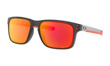 Oakley Holbrook смесь солнцезащитные очки OO9384-1557 матовая серого дыма с объективом Рубин Prizm