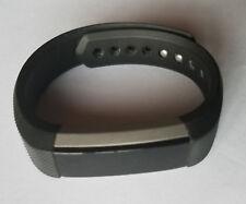 Black SMALL Fitbit Alta Fitness Activity Tracker - NO POWER - Read Description