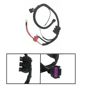 New Dual Electric Fan Upgrade Wiring Harness For 1999–2006 ECU Control